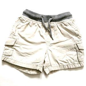 6M Shorts Beige Cargo